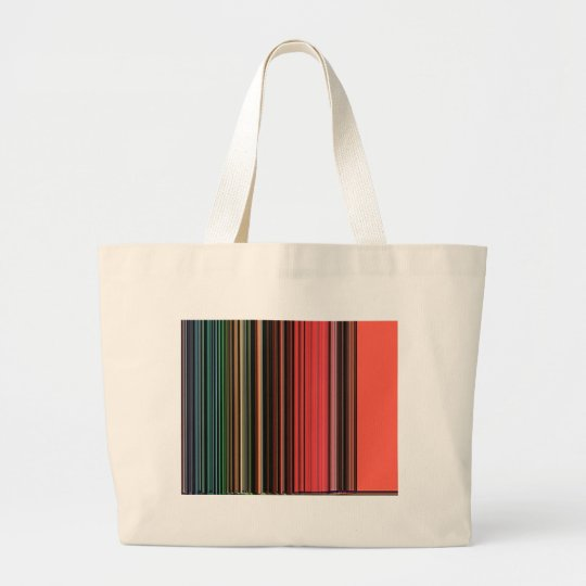 LineX2 Large Tote Bag