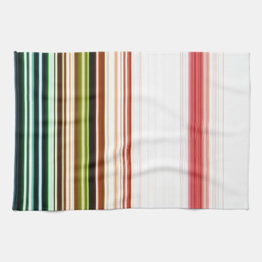 LineX3 Kitchen Towel