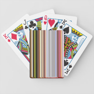 LineX4 Bicycle Playing Cards