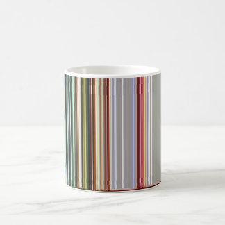 LineX4 Coffee Mug
