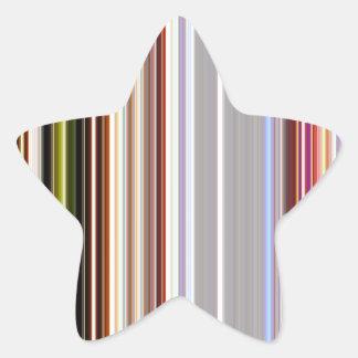 LineX4 Star Sticker