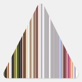 LineX4 Triangle Sticker