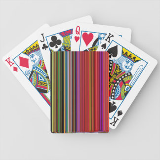 LineX8 Bicycle Playing Cards