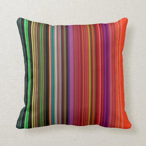 LineX8 Pillows