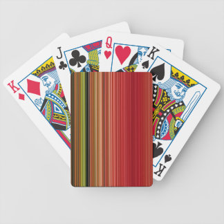 LineX9 Bicycle Playing Cards