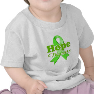 Linfoma de la esperanza camisetas