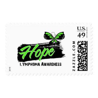 Linfoma de la mariposa del tatuaje de la esperanza