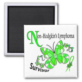 Linfoma de Non-Hodgkins del superviviente 6 Imán De Nevera
