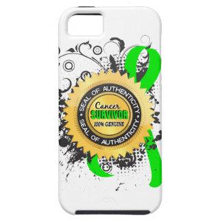Linfoma del superviviente 23 del cáncer iPhone 5 carcasa