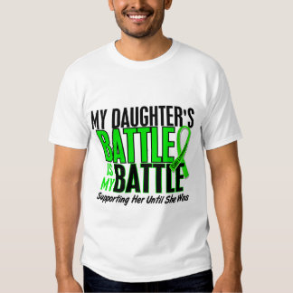 Linfoma mi batalla demasiado 1 hija polera