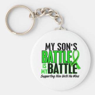 Linfoma mi batalla demasiado 1 hijo llavero