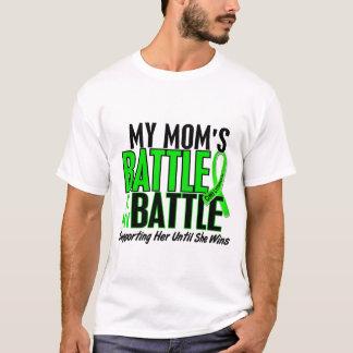 Linfoma mi batalla demasiado 1 mamá playera