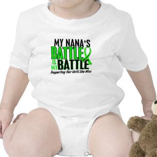 Linfoma mi batalla demasiado 1 Nana Camiseta