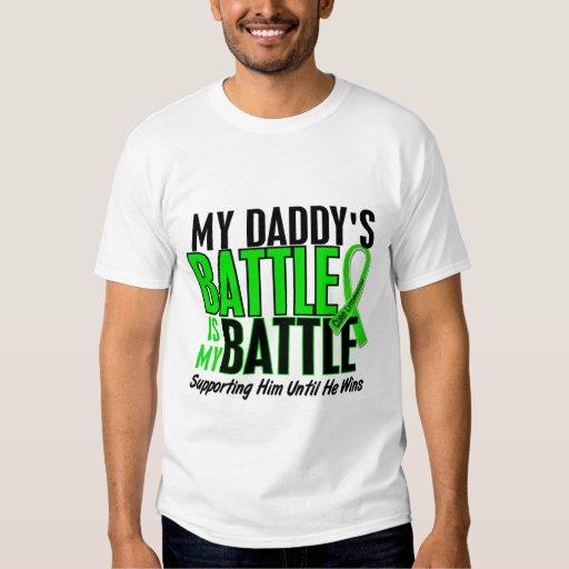 Linfoma mi batalla demasiado 1 papá playeras