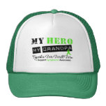 LINFOMA mi héroe mi abuelo que ganaremos Gorro De Camionero