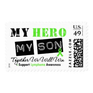 LINFOMA mi héroe mi hijo que ganaremos Sellos