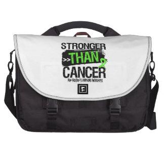 Linfoma no-Hodgkin - más fuerte que cáncer Bolsa De Ordenador