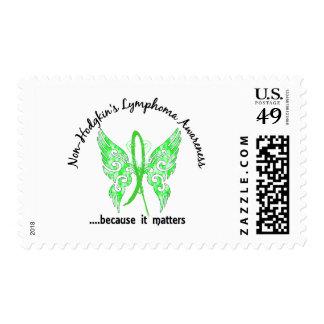 Linfoma Non-Hodgkin de la mariposa 6,1 del tatuaje