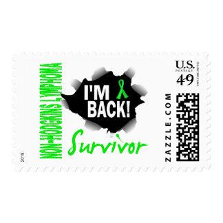 Linfoma Non-Hodgkin del superviviente 7 Franqueo