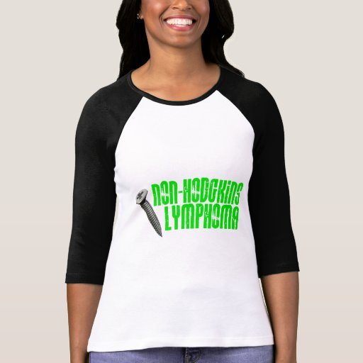 Linfoma Non-Hodgkin del tornillo 2 Tee Shirts