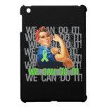 Linfoma Non-Hodgkin Rosie PODEMOS HACERLO iPad Mini Carcasas