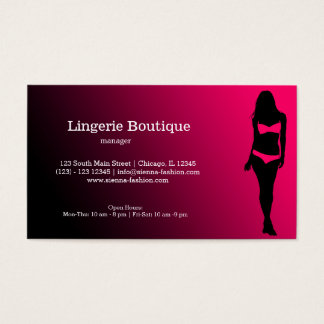 how to start a lingerie business