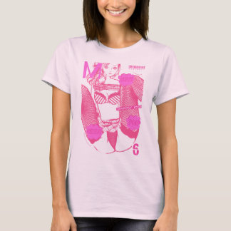 LINGERIE PINKY PINK T-Shirt