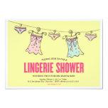 Lingerie Shower Bachelorette Party Wedding Shower Invites