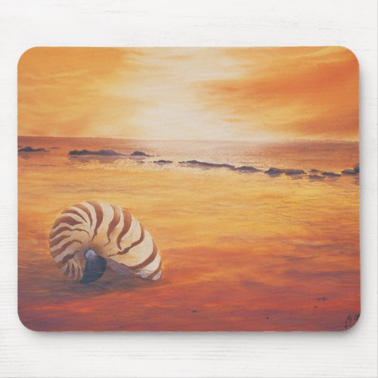 Lingering Mouse Pad