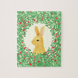 Lingon bunny Puzzle with Gift Box