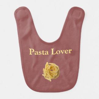 Linguine Pasta Lover Bib