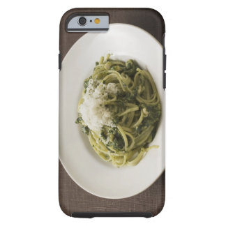 Linguine with pesto and Parmesan Tough iPhone 6 Case
