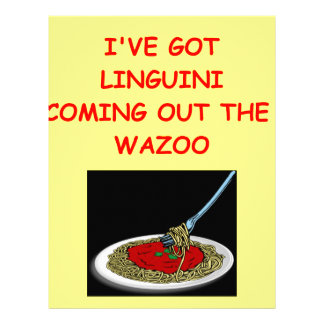 linguini letterhead