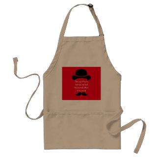 Linguistic apron by Ciel My Moustache