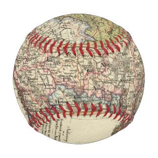 Linguistic map of France Baseball