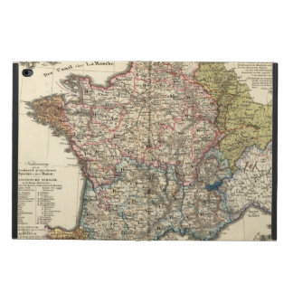 Linguistic map of France Powis iPad Air 2 Case