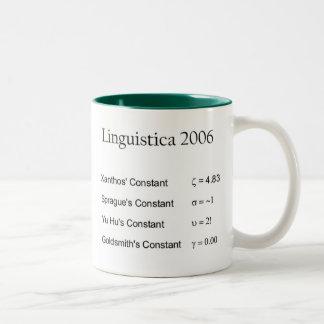 Linguistica 2006 tazas