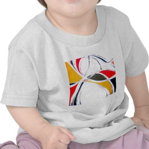 Linha fantasia t-shirt