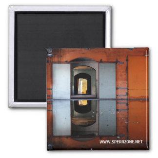 Linificio 3 fridge magnet