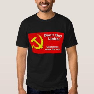 link-communist tee shirts