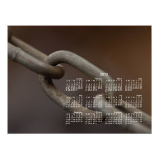 Link in the Chain; 2013 Calendar Photograph
