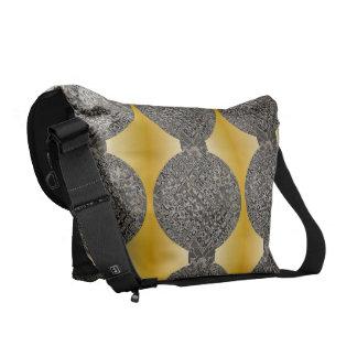 Linked Gems Courier Bag