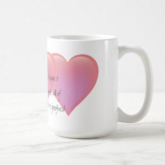 Linked Hearts Mug - customize it!