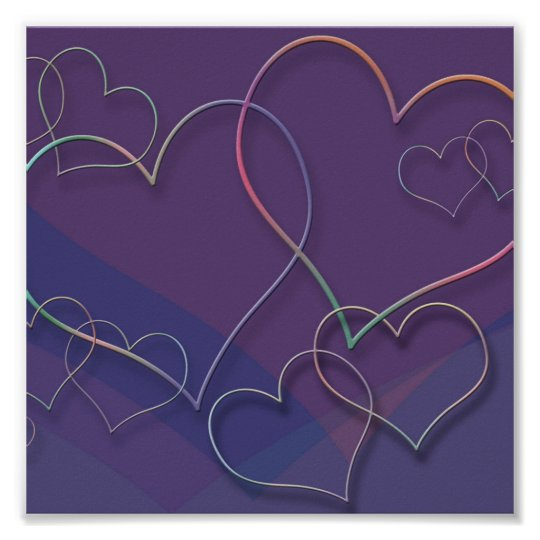 Linked Hearts Poster