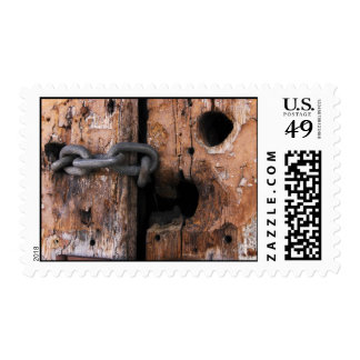 linked not postage stamp