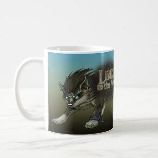 Linked to the Wolf Coffee Mug