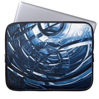 Links and Connections Laptop Sleeves