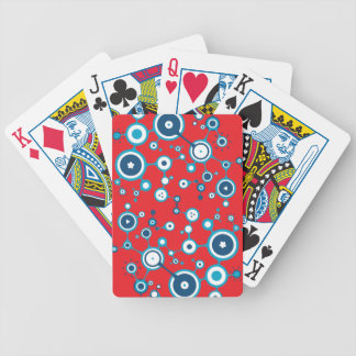 Links Design 01 Bicycle Playing Cards