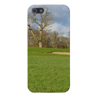 Links Golf Course Case For iPhone 5/5S