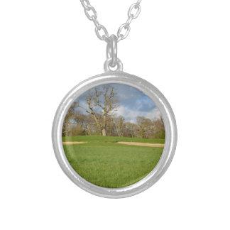 Links Golf Course Pendants